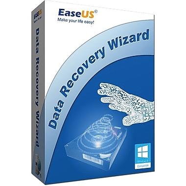 EaseUS – Data Recovery Wizard Technician pour Windows (1 utilisateur) [Téléchargement]
