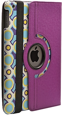 Aduro Rotating Stand Case for iPad Air, Disco
