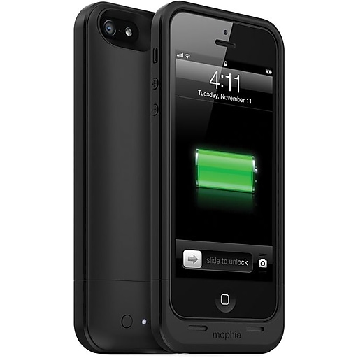 buy cheap d4f27 481bc mophie Juice Pack Air for iPhone 5s/5, black