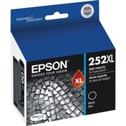 Epson 252XL Black Ink Cartridge, High-Capacity (T252XL120)