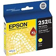 Epson T252XL Yellow High Yield Ink Cartridge