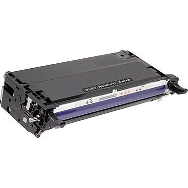 Clover Remanufactured Black Toner Cartridge, Xerox Phaser 6180 (CTG6180B), High Yield