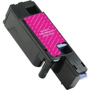 Staples® Remanufactured Color Laser Toner Cartridge, Dell 1250, Magenta, High Yield
