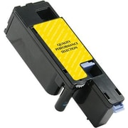 Sustainable Earth by Staples Remanufactured Yellow Toner Cartridge, Dell 1250 (SEBD1250YRDS), High Yield