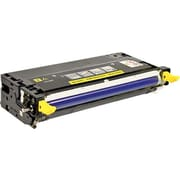 Staples® Remanufactured Yellow Toner Cartridge, Dell 3130 (SEBD3130YRDS), High Yield