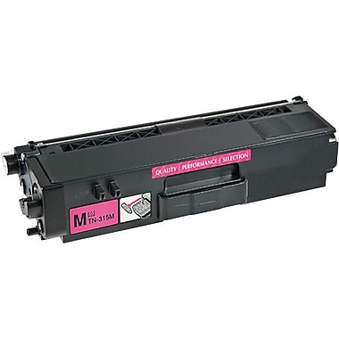Sustainable Earth by Staples Remanufactured Magenta Toner Cartridge, Brother TN-310M (SEBTN310MRDS)