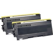 Sustainable Earth by Staples Remanufactured Black Toner Cartridge, Brother TN-350 (SEBTN350BR2DS), Twin Pack