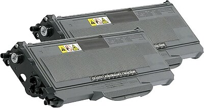 Staples® Remanufactured Black Toner Cartridge, Brother TN-360 (SEBTN360BR2DS), High Yield, Twin Pack
