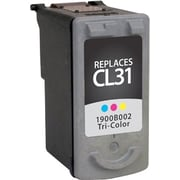 Staples Remanufactured Canon (SIC-RCL31CDS) Tricolor Ink Cartridge