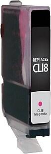 Staples® Remanufactured Inkjet Cartridge, CLI-8 (0622B002), Magenta