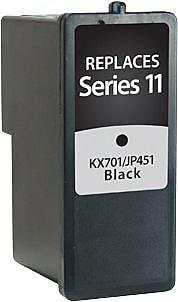 Staples® Remanufactured Inkjet Cartridge, Dell Series 11 (330-5894/T094N), Black, High Yield