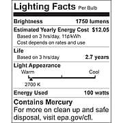 """Ledu 3-Level Halogen Desk Lamp, Matte Black, 20 1/4""""H"""