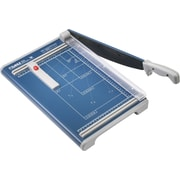 "Dahle Professional Guillotine Paper Trimmer, 13.3"", Blue (533)"
