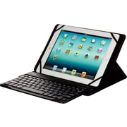 "M-Edge Universal Stealth Pro Keyboard Case for 9"" - 10"" Tablets, Black"