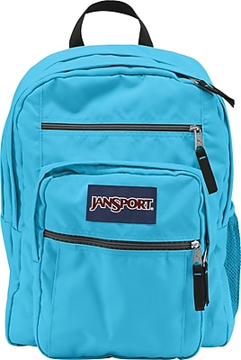 Jansport Big Student Backpack, Mammoth Blue (TDN79RW)