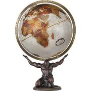 Replogle - Globe terrestre de bureau antique Atlas, 12 po, français