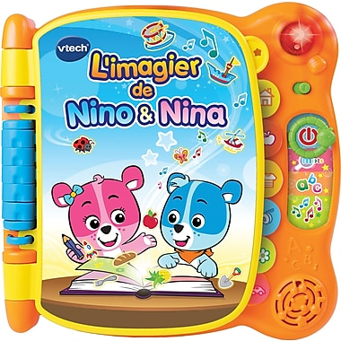 VTech® Touch & Teach Word Book, French