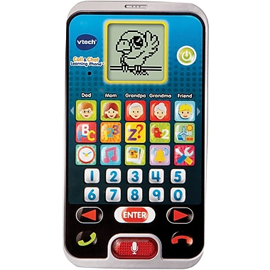VTech® Call & Chat Learning Phone, French