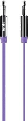 Belkin Mixit 3 ft Aux Cable, Purple