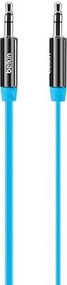 Belkin Mixit 3 ft Aux Cable, Blue
