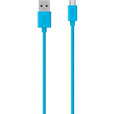 Belkin Mixit Micro-USB to USB ChargeSync Cable, Blue