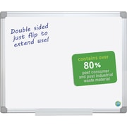 MasterVision® Earth Easy Clean Dry Erase 2'x3', Alum. Frame