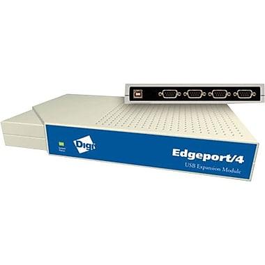 Digi® – Convertisseur USB vers série Edgeport 4s MEI 4 ports RS-232/422/485 série DB-9