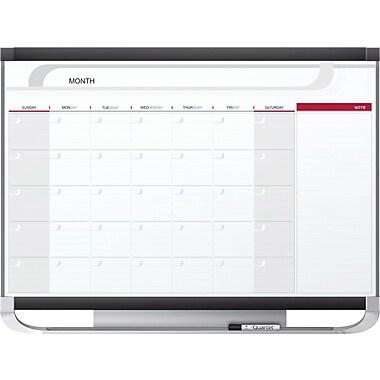 Quartet Prestige2 1-Month Calendar, 3x2