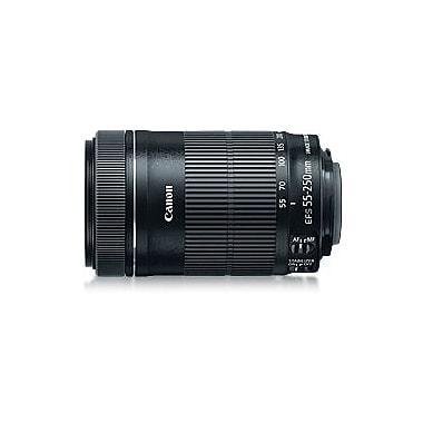 Canon® - Objectif zoom téléphoto EF-S 55-250 mm f/4-5.6 IS STM