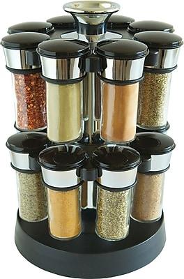 Spice Racks & Condiment Servers
