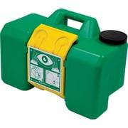 Haws - Station portative pour bains oculaires alimentée par gravité, 34,1 litres
