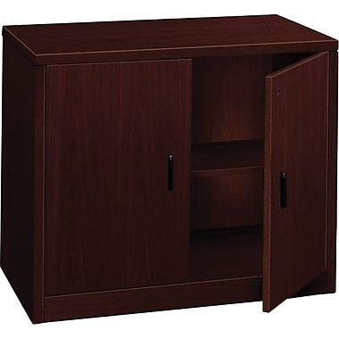 HON 10500 Series Storage Cabinet, 36inchW, Mahogany NEXT2017