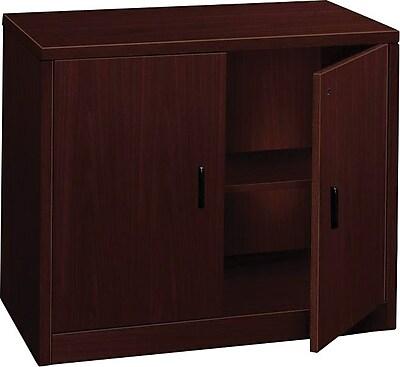 HON 10500 Series Storage Cabinet, 2 Doors, 36
