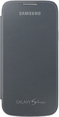 Samsung Flip Cover for Samsung Galaxy S4 Mini, Black