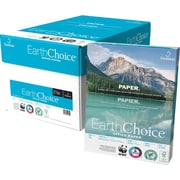"EarthChoice® Office Paper, 20 Lb., 92 Bright, 8 1/2"" x 11"", White, 10-Ream Case (2700/40475)"