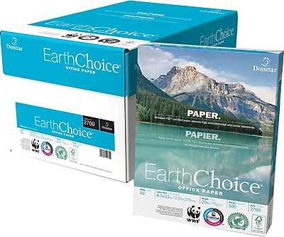 EarthChoice Office Paper, 8 1/2