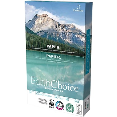 Domtar Earthchoice® Office Paper, 8 1/2