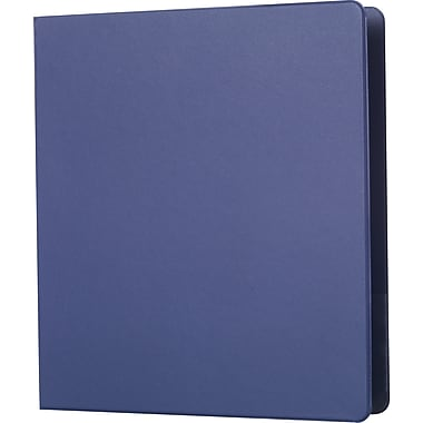 Staples® Standard Binder with Label Holder and D-Rings, 1