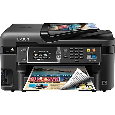 Epson WorkForce® (WF-3620) All-in-One Printer