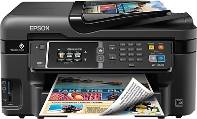 epson workforce wf 3620 color inkjet all in one printer staples rh staples com epson workforce 630 online user's guide epson workforce 630 online user's guide