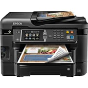 Epson® WorkForce® WF-3640 Wireless Multifunction Color Inkjet Printer (C11CD16201)