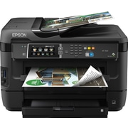 Epson® WorkForce® WF-7620 Wireless Multifunction Color Inkjet Printer (C11CC97201)