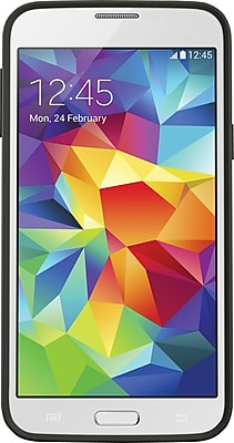 Belkin Galaxy S5 Grip Vue 2.0, Clear/Blacktop