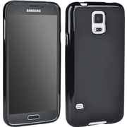 Staples Samsung GS5 TPU Shell Shell, Black