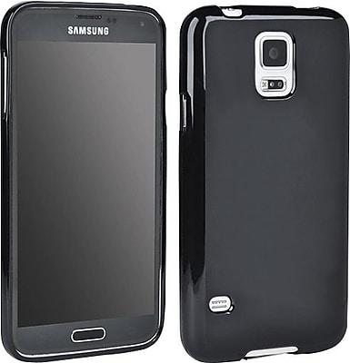 Staples Samsung GS5 TPU Shell Shell, Black