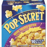 Pop Secret® Popcorn , Movie Theater Butter , Popcorn , 1.75 oz (28783)