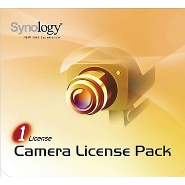 Synology IP Camera License Pack, 1-License
