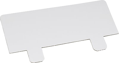 Staples® Corrugated Tray Counter Display Header Card, 6