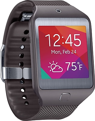 Samsung Gear 2 Neo Watch, Grey (SM-R3810ZAAXAR)