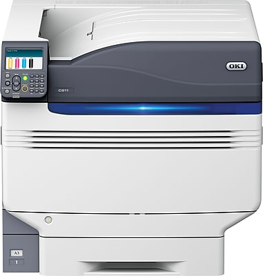OKI® C911DN Single-Function Color Laser Printer (11257169)